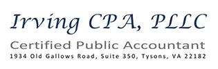Tysons Corner, VA CPA Firm | Irving CPA, PLLC