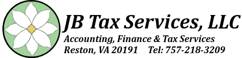 JB Tax Services, LLC | Reston, VA Accounting Firm | Contact Page