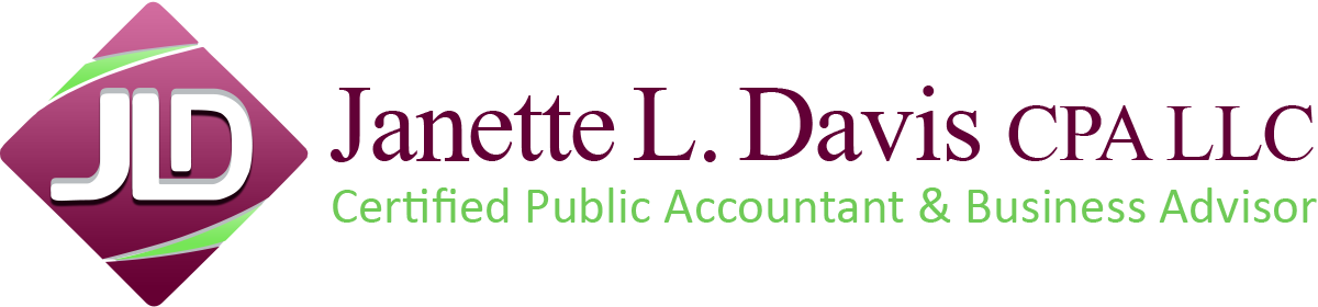 Pembroke Pines , FL Accounting Firm | QuickBooks Training Page | Janette L Davis, CPA, LLC