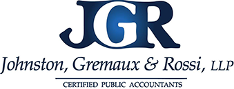 Pleasant Hill, CA Accounting Firm | Current Events Page | Johnston, Gremaux & Rossi, LLP