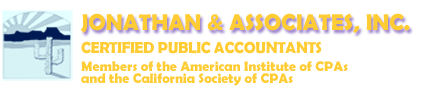 Palm Desert, CA CPA Firm | Tax Strategies for Business Owners Page | Jonathan and Associates, Inc.