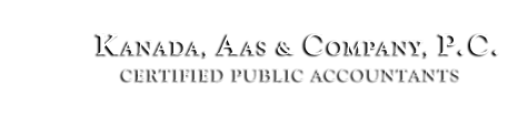 Beaverton, OR CPA Firm | Services Page | Kanada, Aas & Company, P.C.