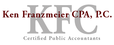 Hugo, MN Accounting Firm | Calculators Page | Ken Franzmeier CPA, P.C.