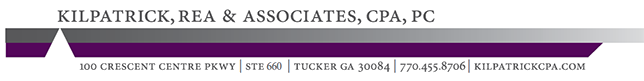 Tucker, GA CPA / Kilpatrick, Rea & Associates, CPA, PC