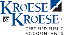Sioux Center, IA Accounting Firm | Site Map Page | Kroese & Kroese, P.C.