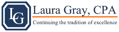 Accounting, Tax, Assurance | Home Page | Laura Gray, CPA, LLC