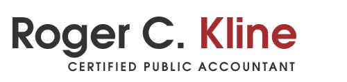 Roger C. Kline CPA|Littleton, CO CPA Firm | Previous Newsletters Page | Roger C. Kline CPA