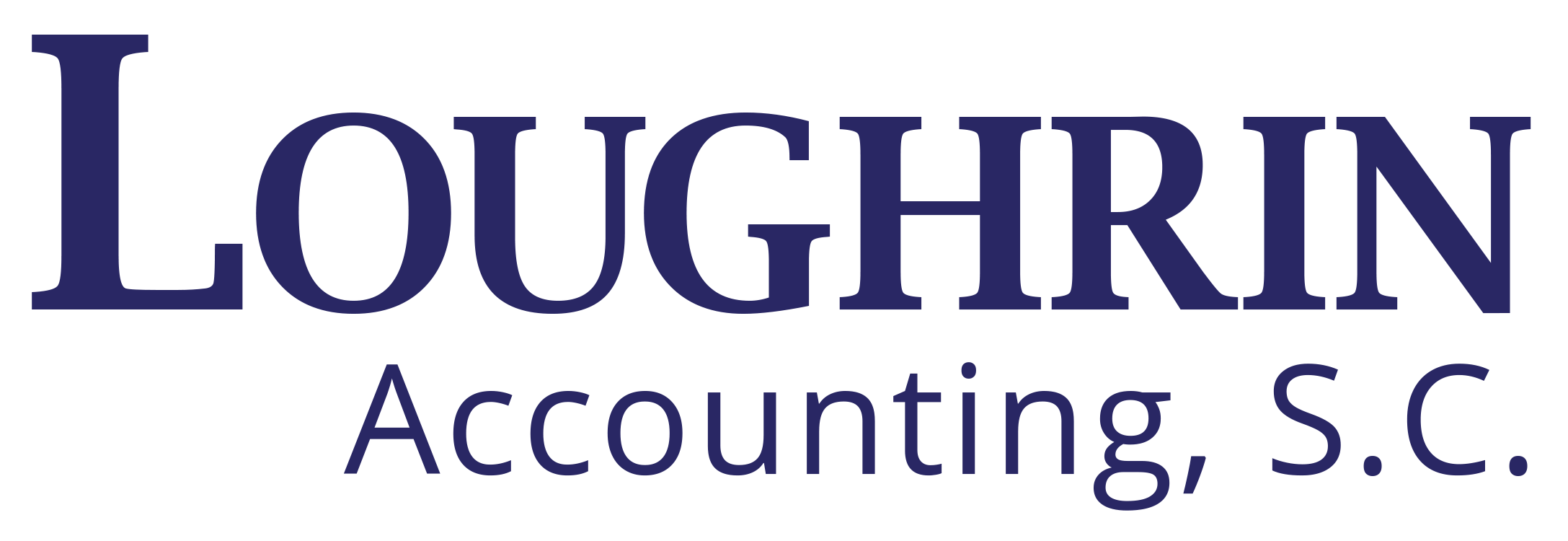 Loughrin Accounting, S.C. | IRS Tax Forms and Publications Page