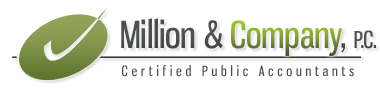 Indianapolis, IN CPA Firm | Tax Preparation Page | Million & Company, P.C.
