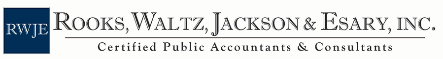 Griffin, GA Accounting Firm | Tax Due Dates Page | Rooks, Waltz, Jackson and Esary, Inc.