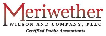 West Des Moines, IA accounting Firm | Newsletter Page | Meriwether Wilson and Company PLLC