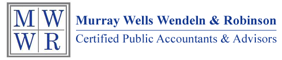 Murray Wells Wendeln & Robinson, CPAs | Piqua, OH | Tax Center Page