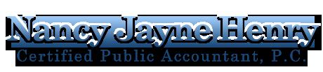 Manassas, VA CPA Firm | Contact Page | Nancy Jayne Henry, CPA, P.C.