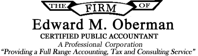 Turnersville, NJ CPA / Edward M. Oberman, CPA, P.C.