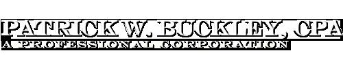 Patrick W Buckley, CPA (APC) | Home Page