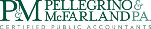Sarasota, Florida Accounting Firm | Part-Time CFO Services Page | Pellegrino & McFarland, P.A.