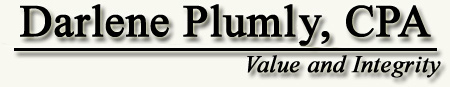 Cypress, TX CPA Firm | Tax Rates Page | Darlene Plumly, CPA