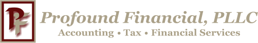 Phoenix, AZ Accounting Firm | Tax Due Dates Page | Profound Financial