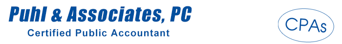 Le Mars, IA Accounting Firm | Search Page | Puhl & Associates, PC