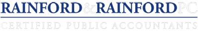 New Bedford, MA Accounting Firm | Home Page | Rainford & Rainford PC