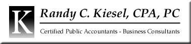 Chandler, AZ CPA / Randy C. Kiesel, CPA, PC