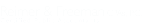 Farmingdale, NY Accounting Firm | Tax Strategies for Individuals Page | Reimer & Freeman CPAs, P.C.