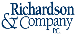 Medway, MA CPA / Full service tax and business consulting / Richardson & Company, P.C.