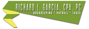 San Antonio, TX CPA Firm | QuickBooks Tips | Richard J. Garcia, CPA, PC
