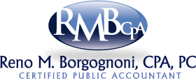 Lawrenceville, GA CPA Firm | New Business Formation - Firm Registration Page | Reno M. Borgognoni, CPA, PC