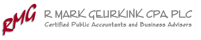 Norman, OK CPA Firm | Site Map Page | R. Mark Geurkink CPA, PLC