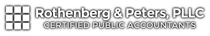 Great Neck, NY Accounting Firm | Audits - Reviews - Compilations Page | Rothenberg & Peters, PLLC