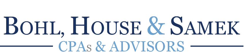 Springfield, MO Accounting Firm | Home Page | Bohl, House, & Samek