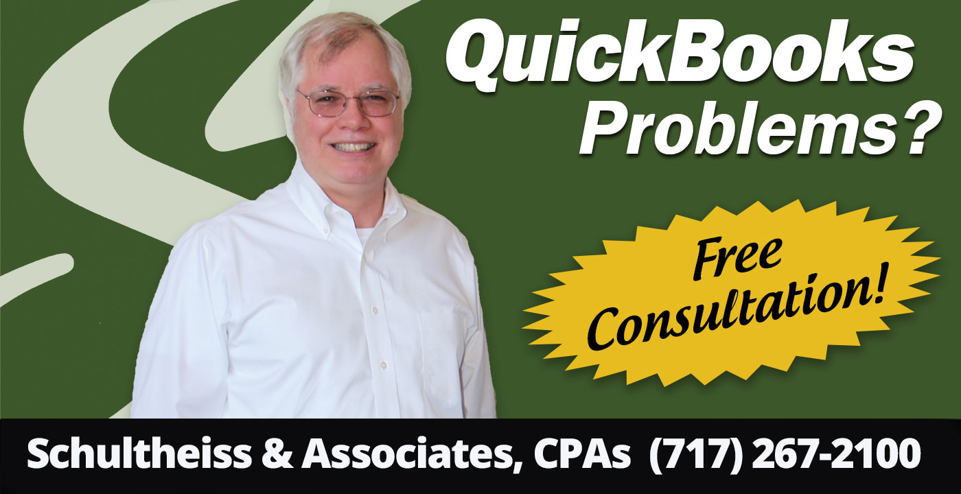 Financial & Tax Services by Schultheiss & Associates in Chambersburg, PA