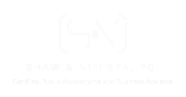 Bountiful, UT Accounting Firm | Tax Rates Page | Shaw and Nielsen PC