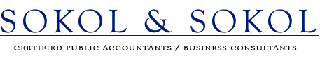 Miami, FL Accounting/CPA Firm | Newsletter Page | Sokol & Sokol, Certified Public Accountants,  PA
