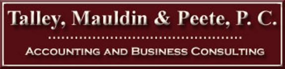 Decatur, Al CPA/Alabama Accountants/Accounting&Tax/Talley, Mauldin & Peete, P. C.