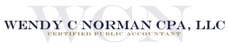 Houston, TX CPA Firm | Tax Strategies for Individuals Page | Wendy C Norman CPA, LLC