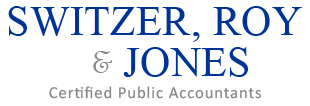 Switzer, Roy & Jones | Dublin, OH Accounting Firm | Home Page