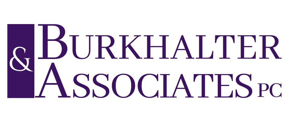 Services For Individuals | Burkhalter & Associates PC