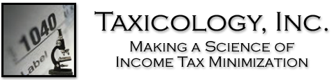 Fort Collins, CO Tax Advisor / Taxicology, Inc