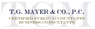 Plymouth, MA Accounting Firm | Tax Strategies for Individuals Page | T.G. Mayer & Co., P.C.
