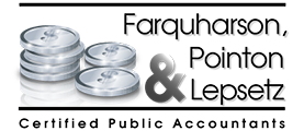 Tax and Accounting Center / Farquharson, Pointon and Lepsetz, CPAs