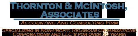 Fontana, CA Accounting Firm | QuickBooks Training Page | Thornton & McIntosh, Associates