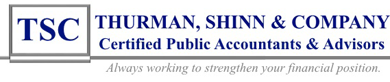 Thurman, Shinn & Company, CPAs  | Farmington, MO