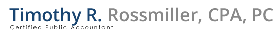 Austin, TX CPA Firm | Business Strategies Page | Timothy R. Rossmiller, CPA, MPA
