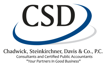 Grand Junction, CO Accounting Firm | Tax Strategies for Individuals Page | Chadwick, Steinkirchner, Davis & Co., P.C.