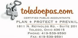 Toledo CPA, OH CPA, Accounting, Quickbooks, Payroll, and Tax Preparation