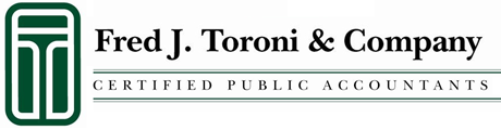 Exton, PA Accounting Firm | Newsletter Page | Fred J Toroni & Company Certified Public Accountants