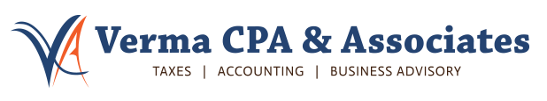 Verma CPA and Associates is a full service accounting firm that provides Tax, Tax Planning, International Taxation, Accounting, Business Valuations and Business Advisory services
