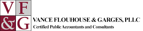 Charlotte, NC Accounting Firm | Tax Center Page | Vance Flouhouse & Garges, PLLC